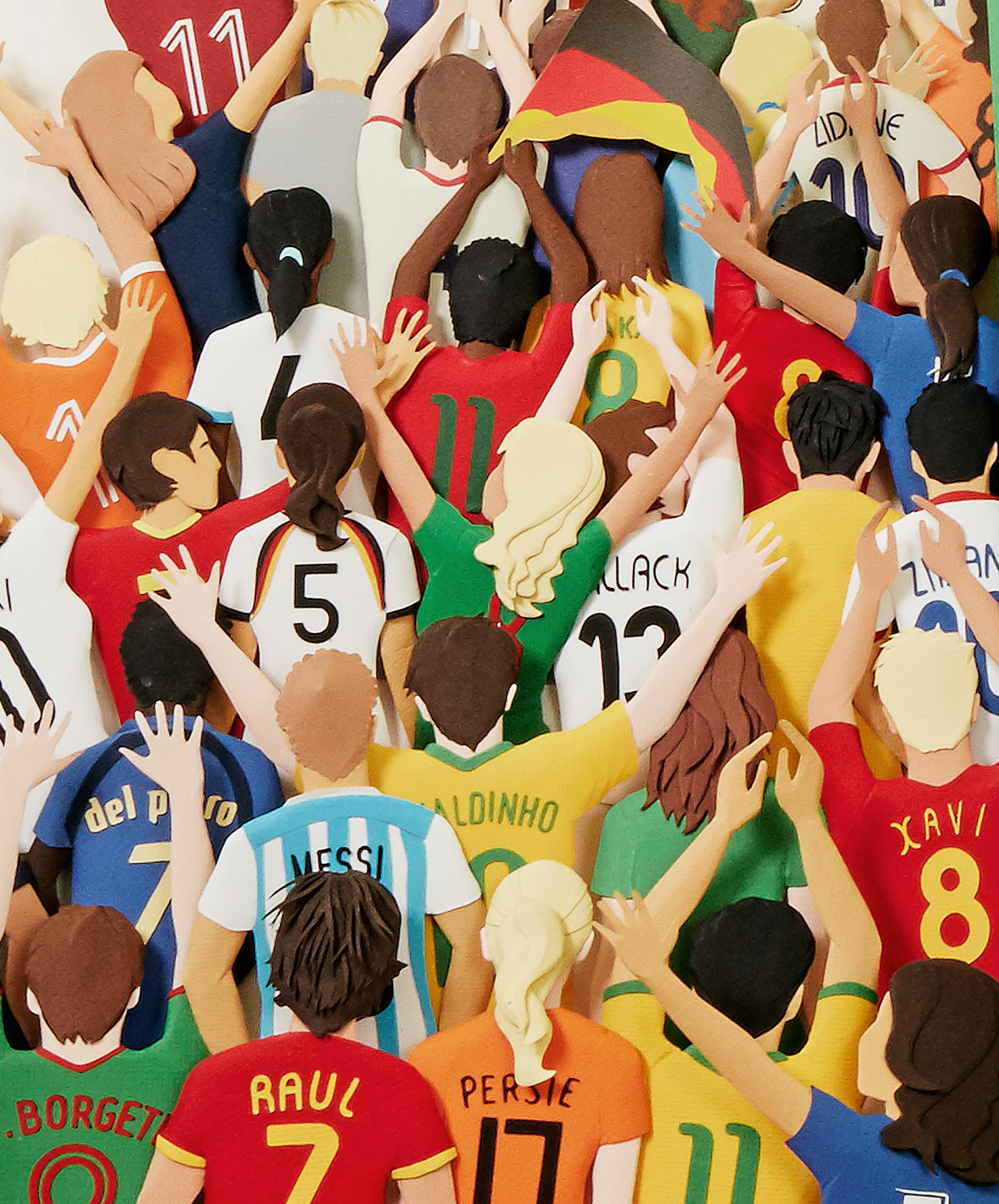 WORLD FIFA MUSEUM - ADVERTISEMENT