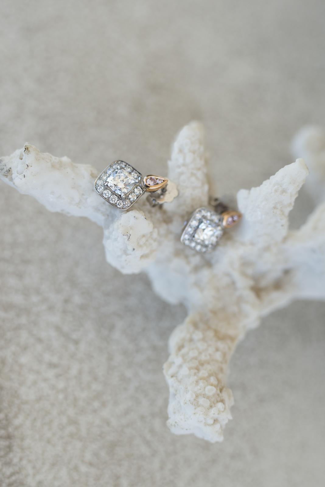 Very special earrings