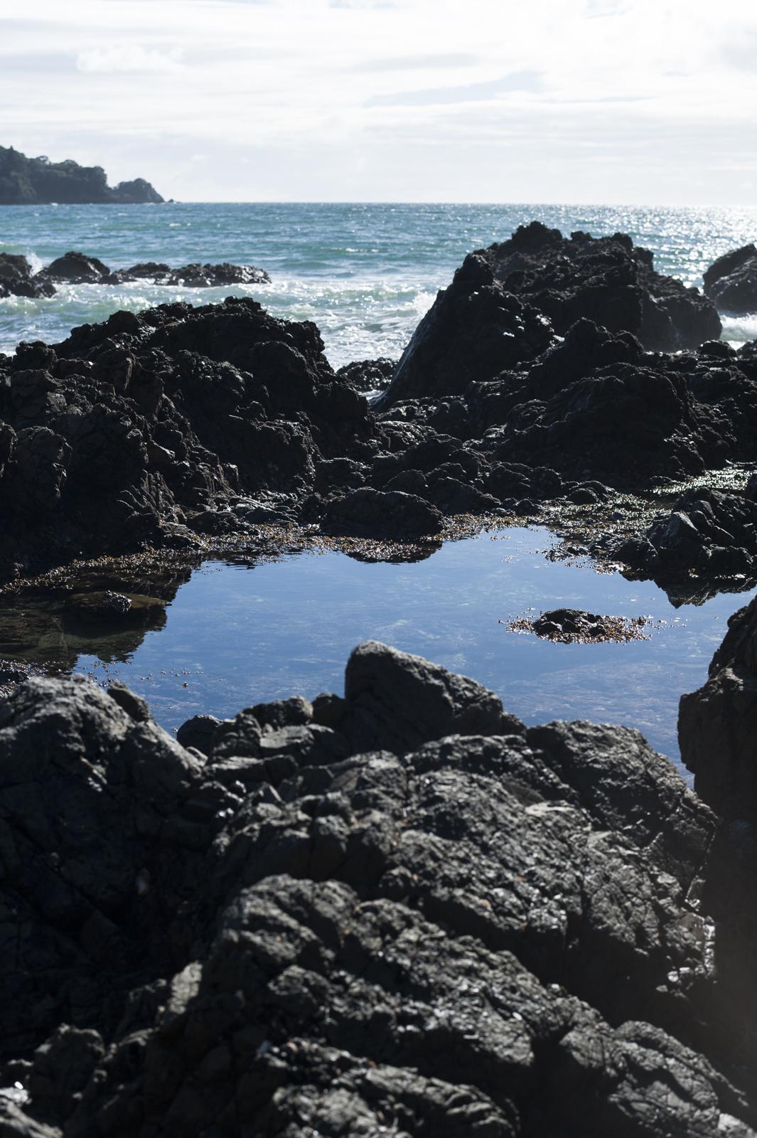 Beautiful rock pool