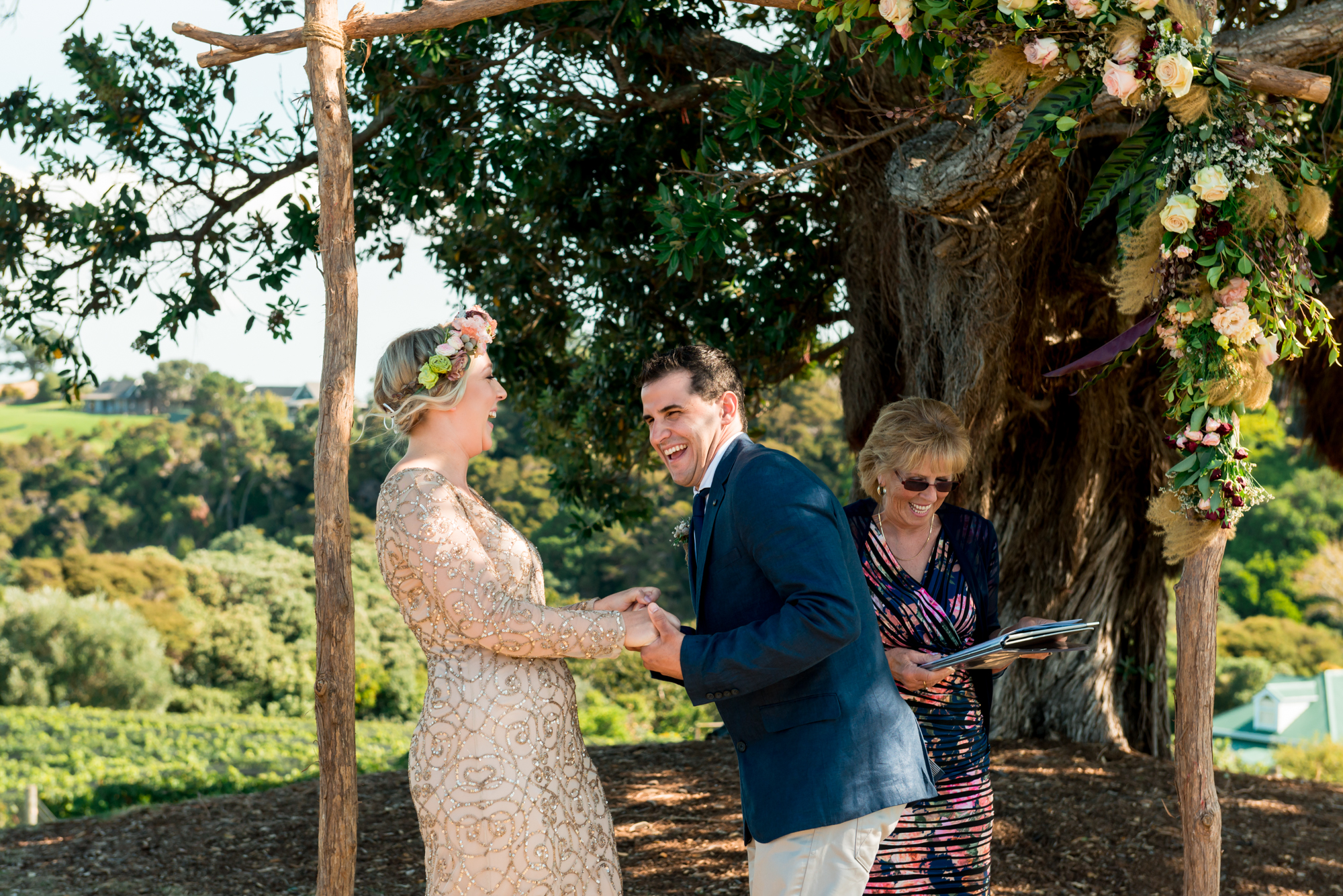 Ruby and Jake - Goldwater Estate Wedding