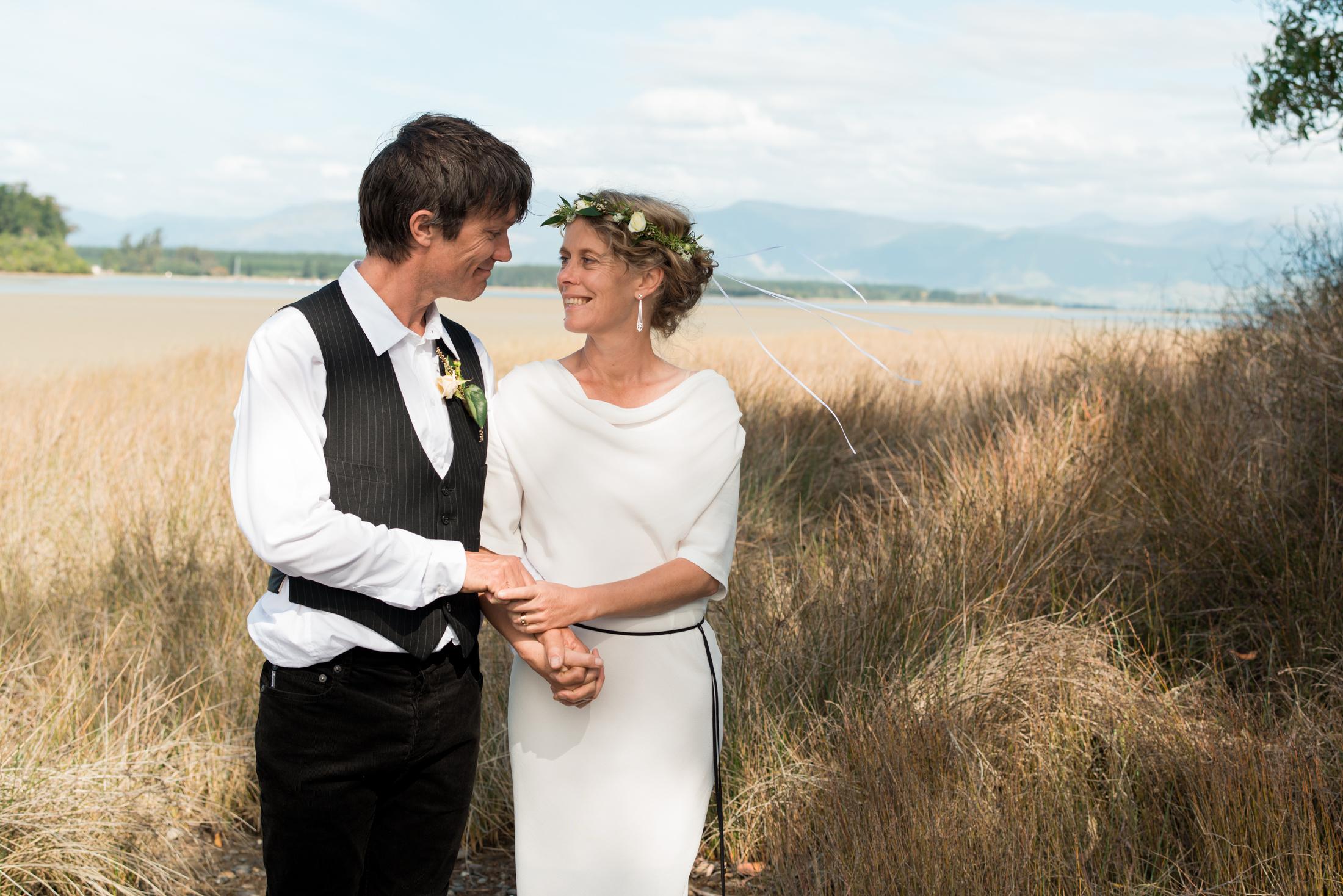 Lucy and Luke - Nelson Matakana Wedding