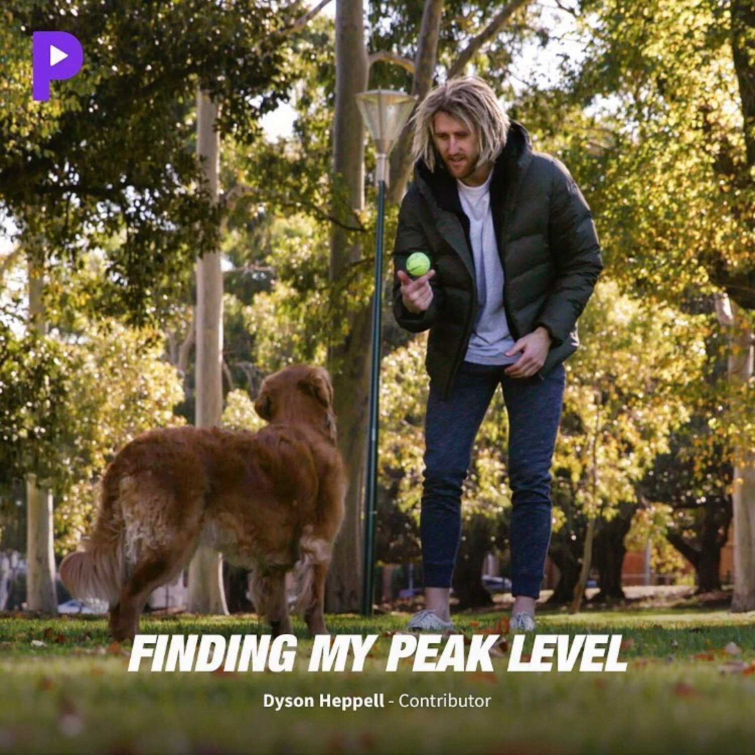 Dyson Heppell   Captain of Essendon Football Club, AFL  Watch:  Finding My Peak Level  on PlayersVoice