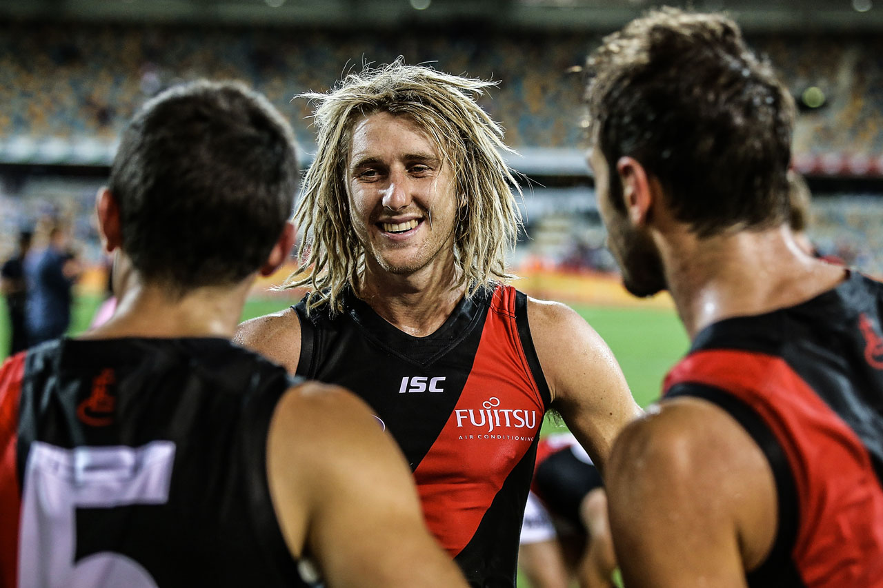 Dyson Heppell - Essendon Football - PlayersVoice