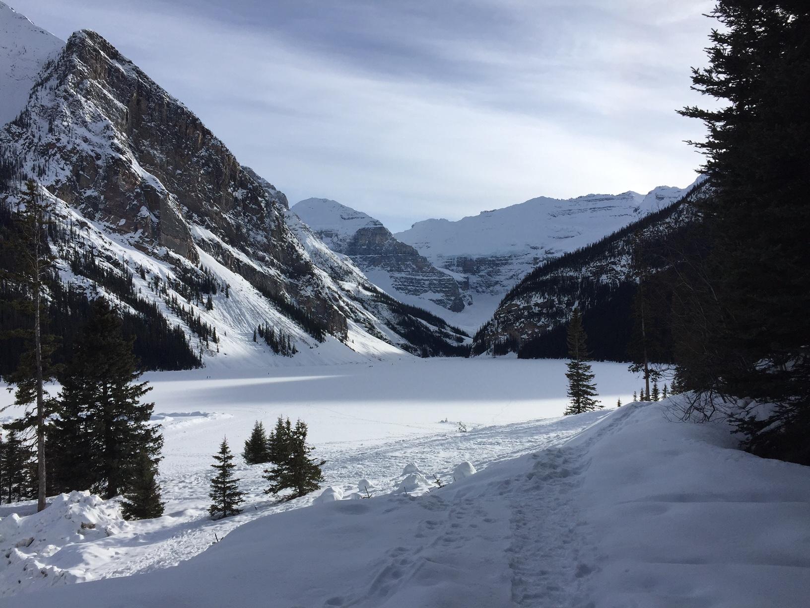 Mirror Lake - worth the climb!