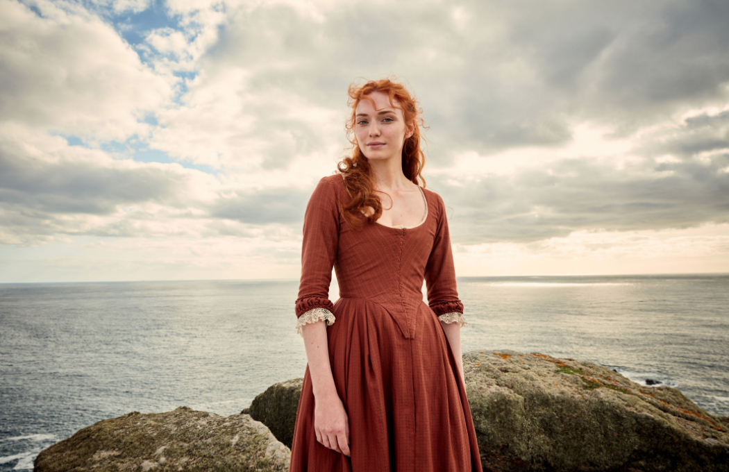 Demelza Poldark (Eleanor May Tomlinson)