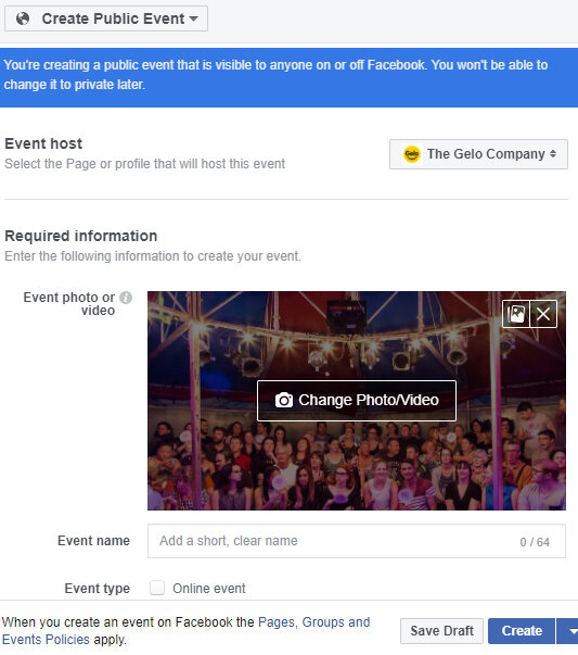 How To Sell Tickets To Your Fundraiser Online The Gelo Company