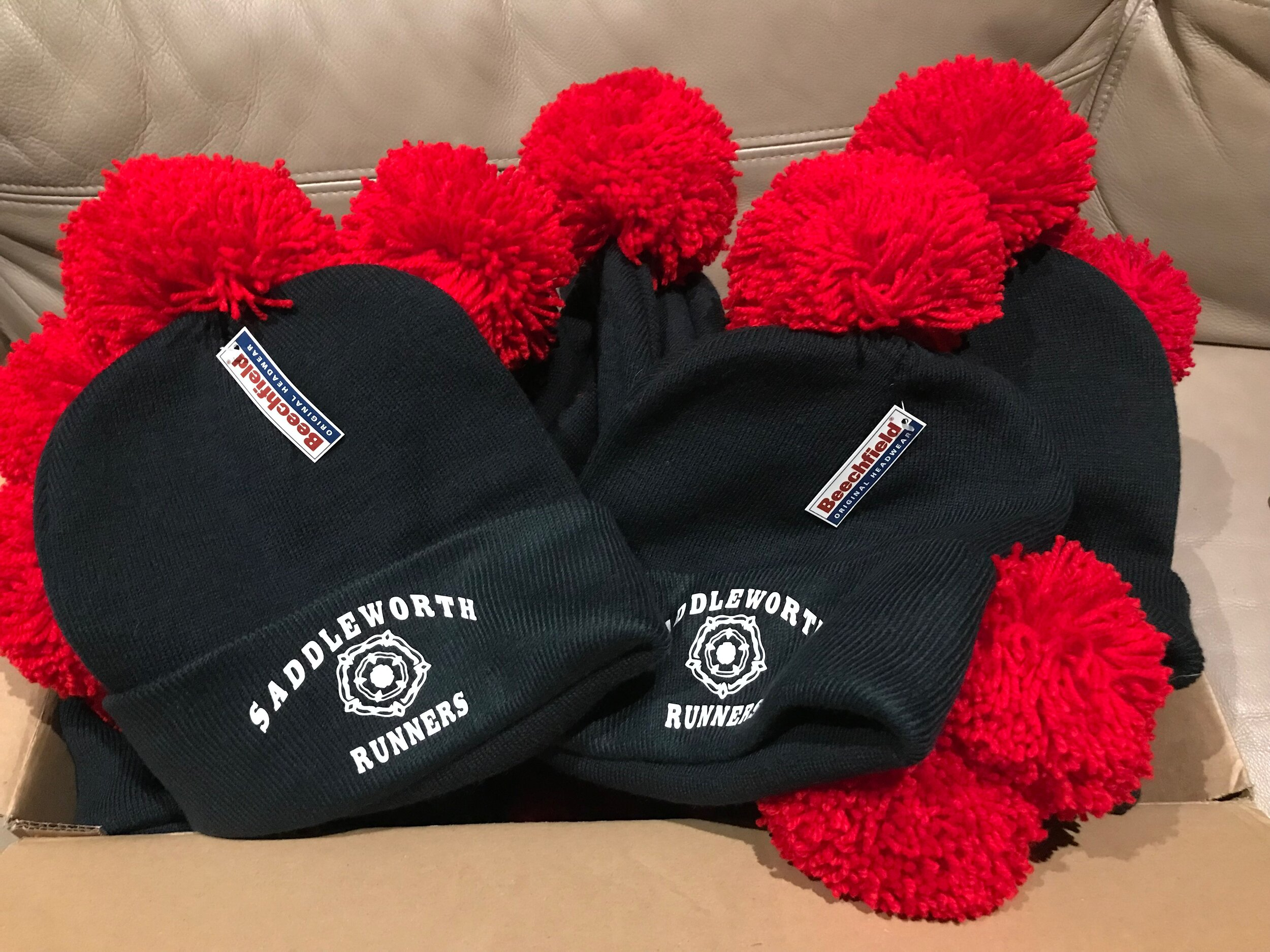 - Club Bobble Hats£11.50One size.
