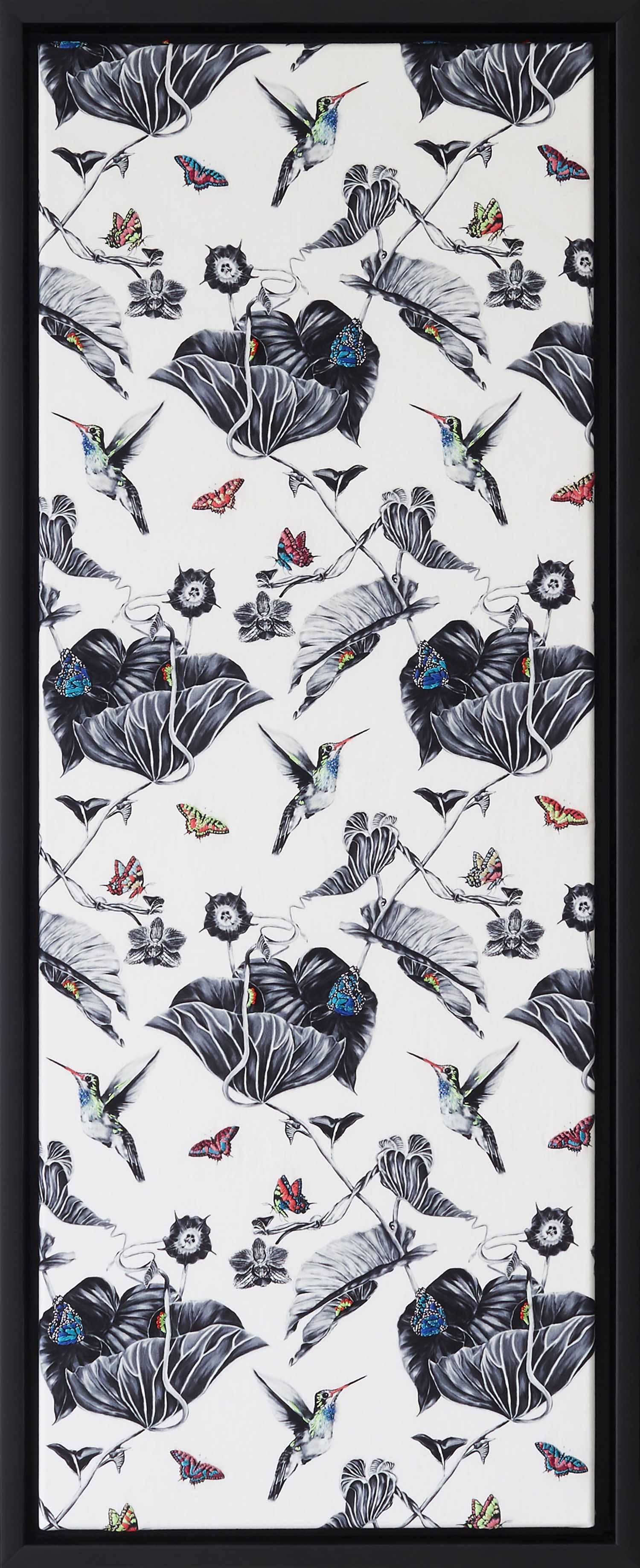 Multi Hummingbirds