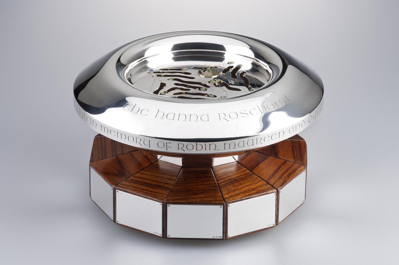 Hanna Rosebowl Trophy