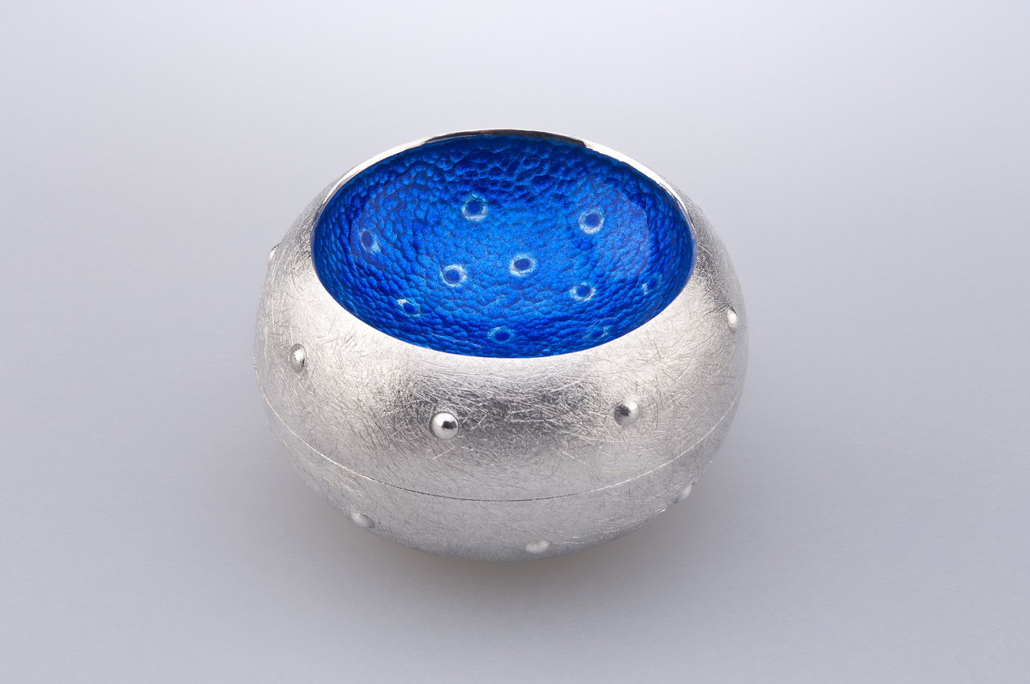 Enamelled Blister Box