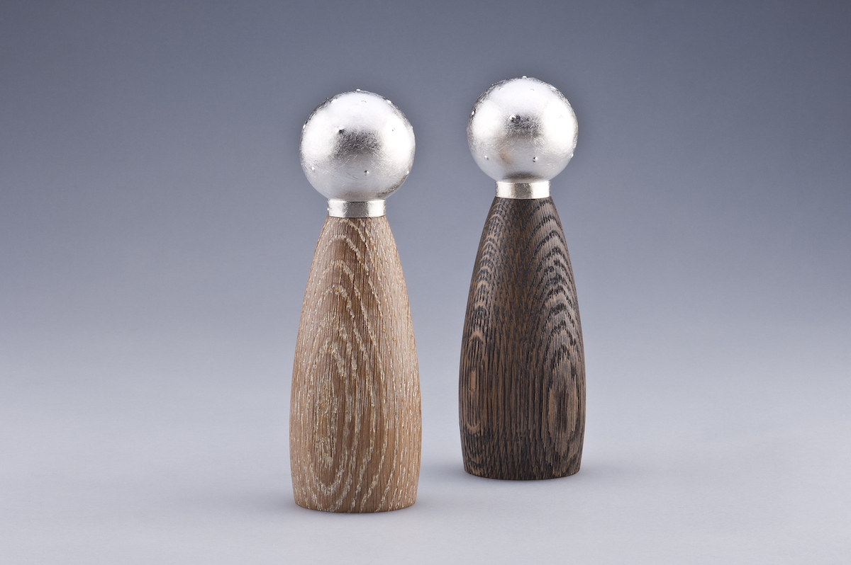 Ball Salt & Pepper Mills