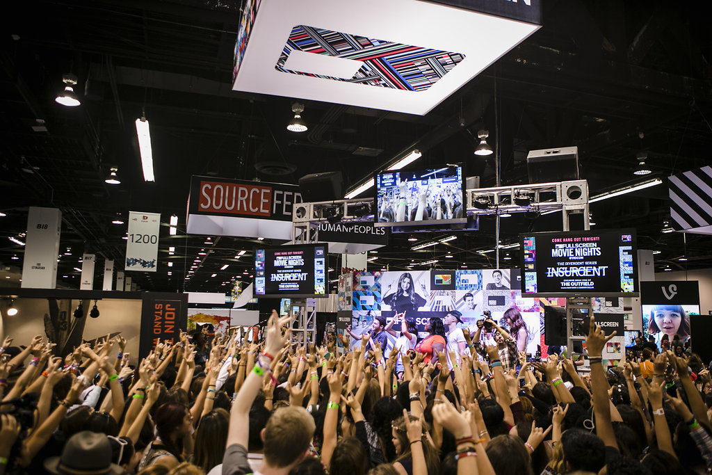Fullscreen at VIDCON 2015