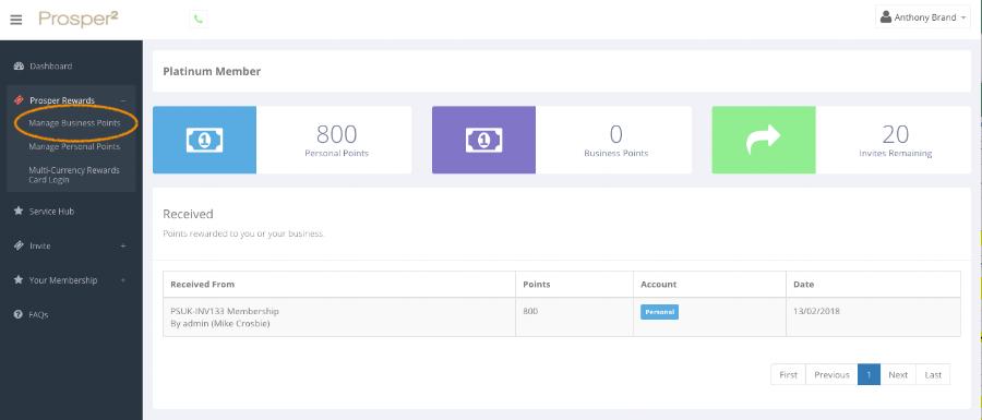 Prosper² Rewards - Manage Business Points - Screen Shot.png