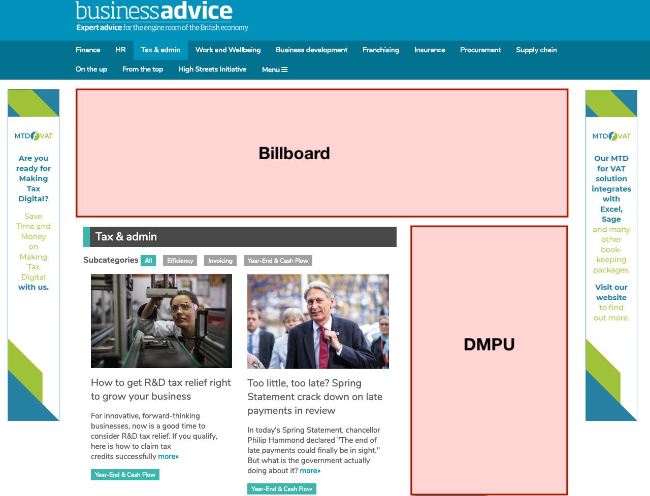 Billboard & DMPU Example BA.png