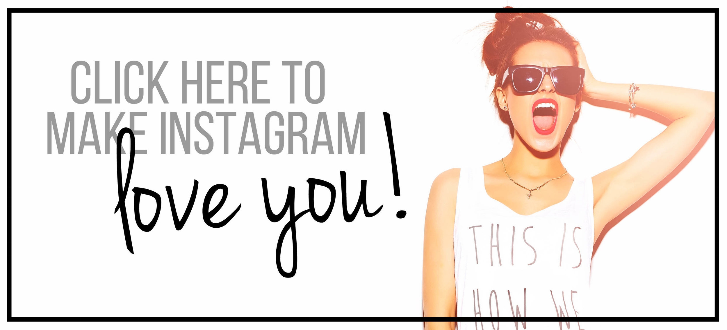 Totally transform your Instagram account and attract new followers with an Instagram Revamp!