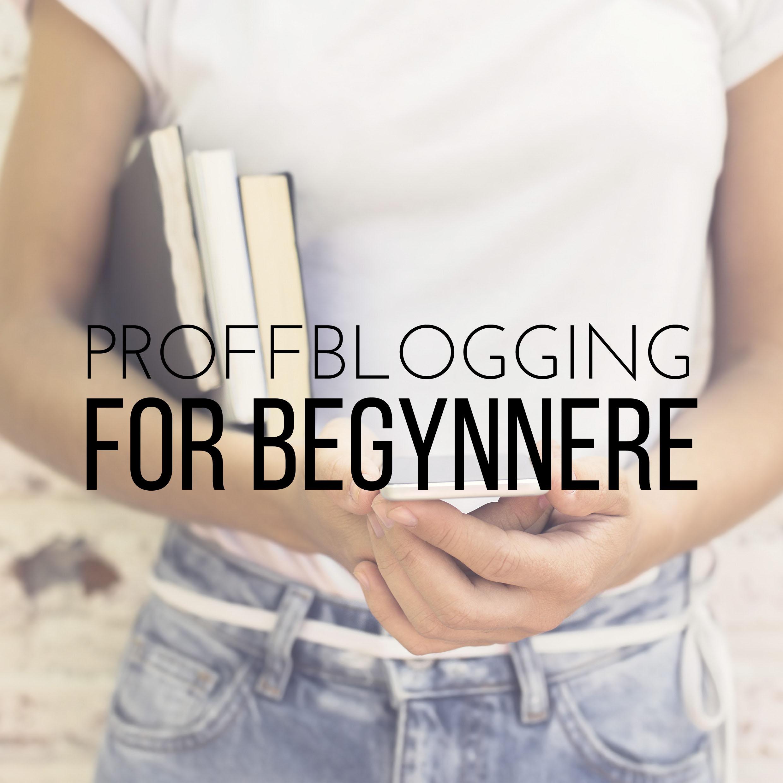 Kurs for bloggere - nybegynner