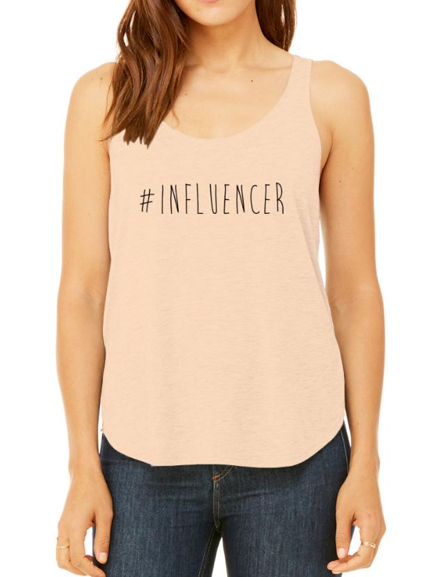 #Influencer - Tank Top