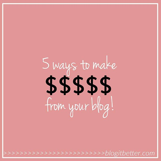 ... And how my first ever sponsored post made an instant $2982,- 👊 👊 . So, you wanna monetise your blog? . I've got 5 proven, tried-and-tested, solid ways to make money from YOUR blog on this link: . 💥💥bit.ly/5-ways-to-monetise💥💥 . And I'll give you some helpful tips on how to go about using each method😊 . ⏩Also, I'll tell you exactly how I earned $2982,- on my FIRST EVER sponsored post, and why this can work for you too. . I've even included the invoice so that you can see exactly what I billed for and where the money came from👌 . Head over to: . 💥💥bit.ly/5-ways-to-monetise💥💥 . and read the blog post now, then apply the tips to your own blog 😊👍 . . . . . . . #blog #blogge #blogilates #blogitbetter #iblogitbetter #solopreneur #hustleharder #socialmediatips #bloggingtips #blogg #ontheblog #blogged #bloggerswanted #blogginglife #blogit #creativepreneur #workwork #worksmart #monetize #makemoneyblogging