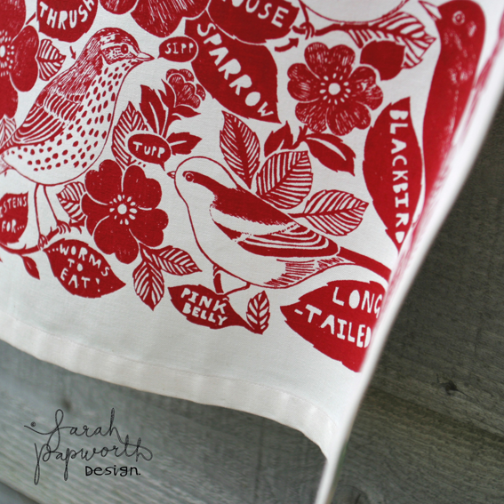 red-bird-tea-towel-hand-printed-british-designer-maker-beetroot-press-sarah-papworth.png