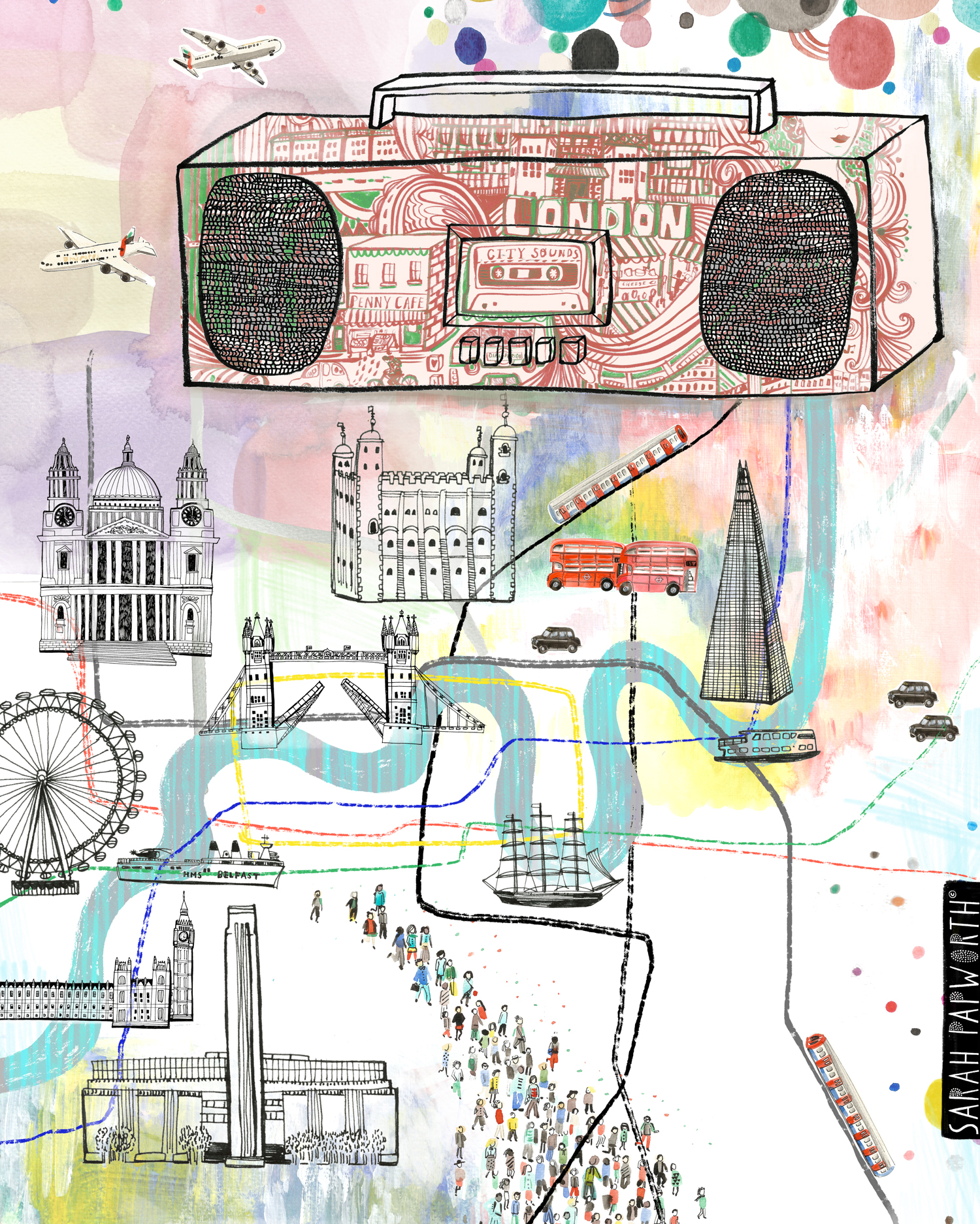 sounds of the city london map illustrated sarah papworth.jpg