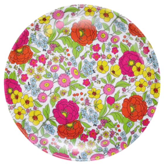 Vector floral on melamine