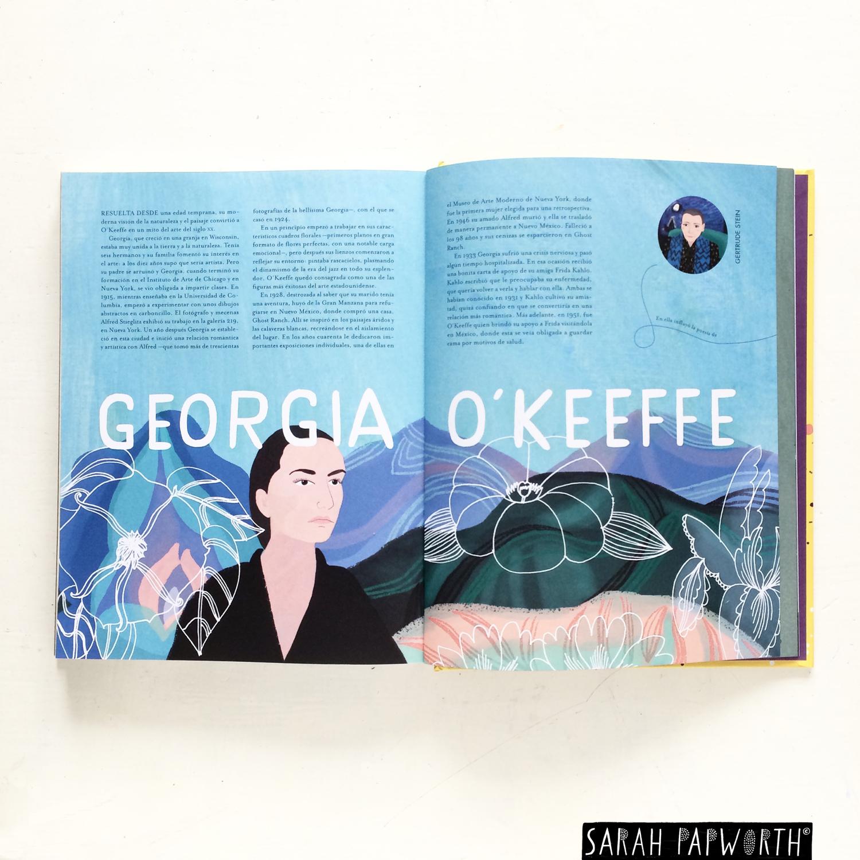 georgia o keeffe portrait ibook illustration i know a woman sarah papworth.jpg