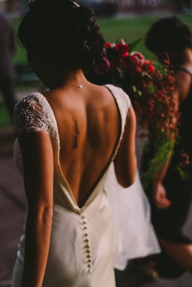 Early & Mark Chic Inner Sydney Wedding