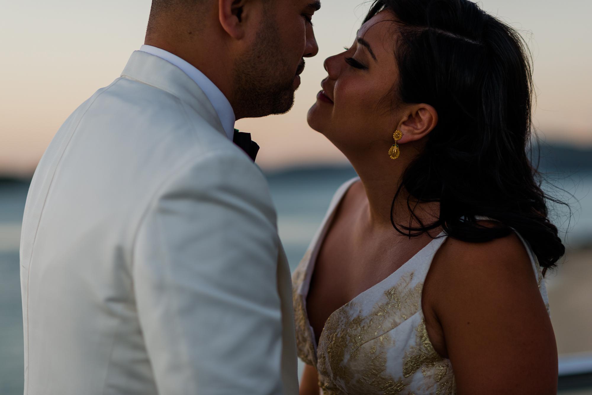 Tropical Hamilton Island Wedding - Katherine & Raphael