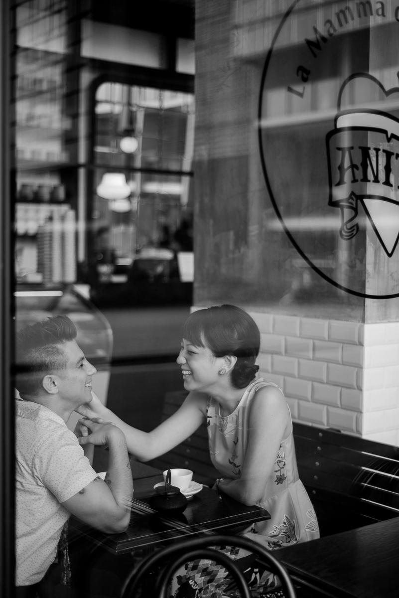 Anita & David -