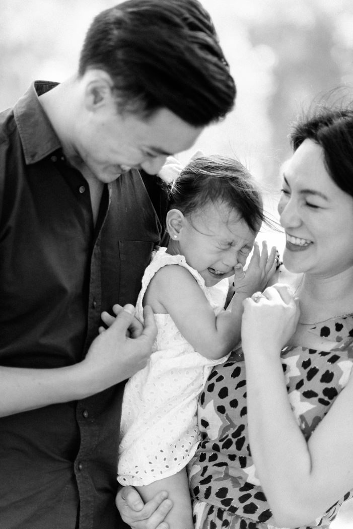 The Lee Family -