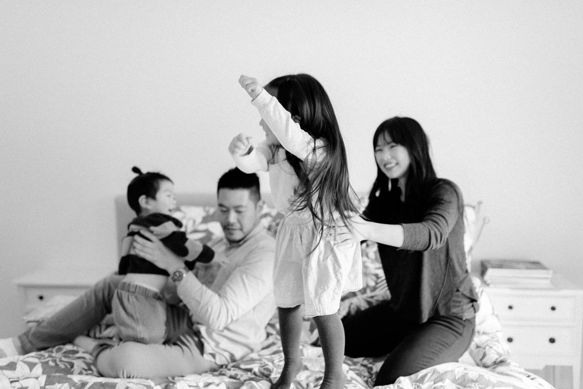 The Luu Family -
