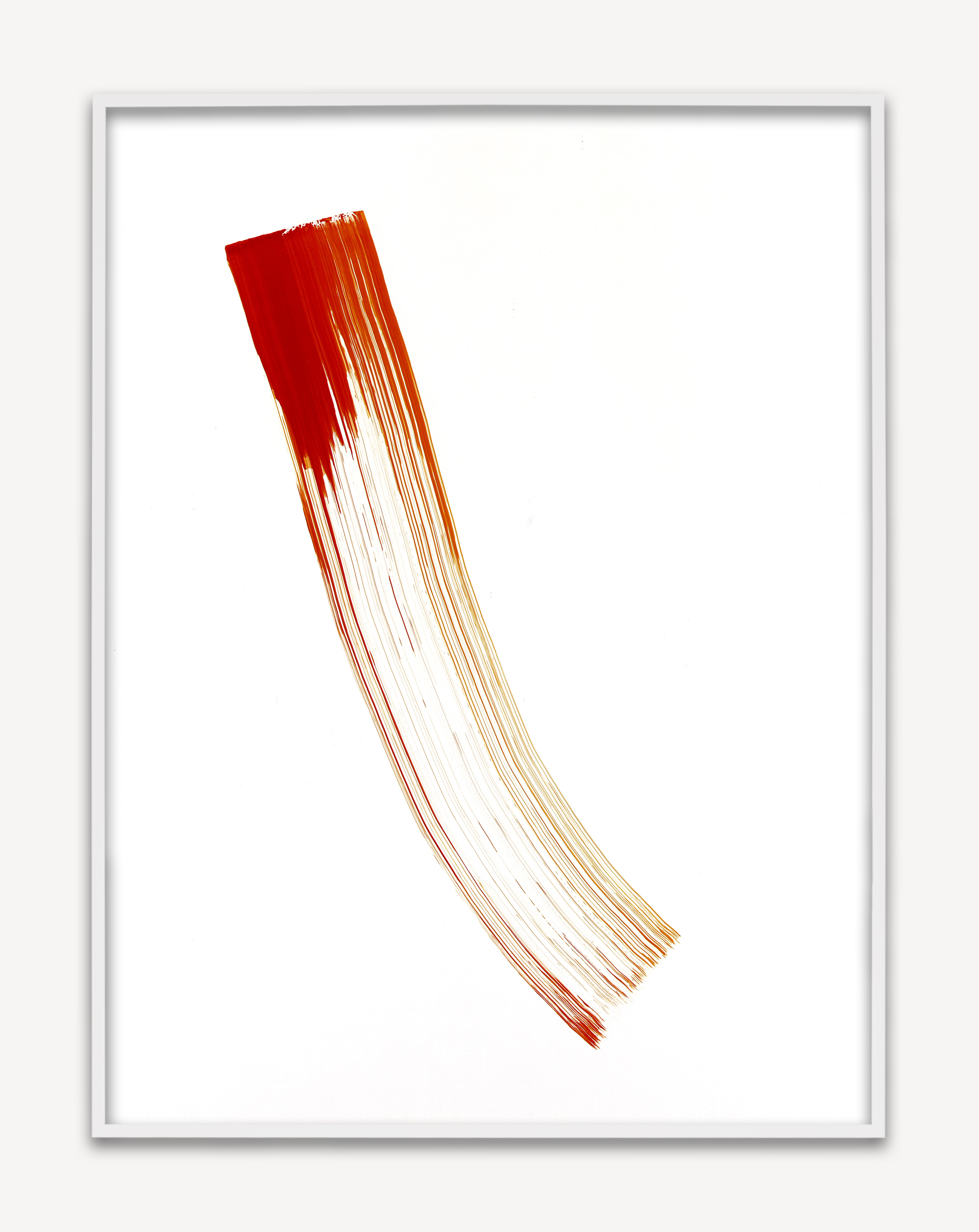 Replacement Ink for Epson Printers (Red and Yellow 172203) on Epson Premium Luster Paper, 2014 unique archival pigment print 43,2 x 56 cm - 17 x 22 inches