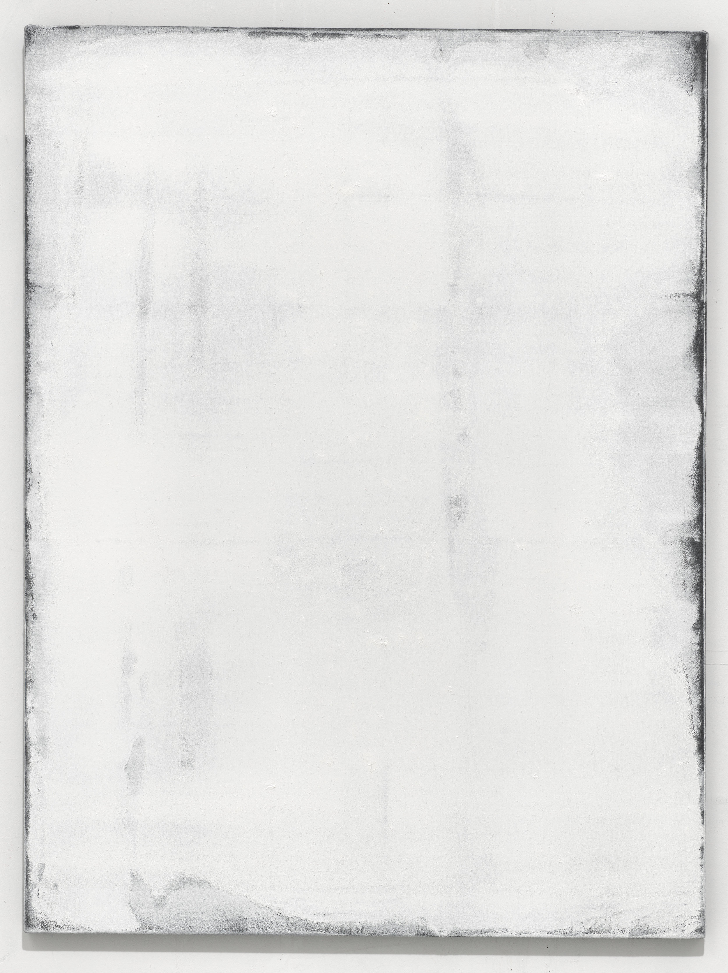 Untitled, 2013 oil on fabric 153 x 113 cm - 60 1/4 x 44 1/2 inches