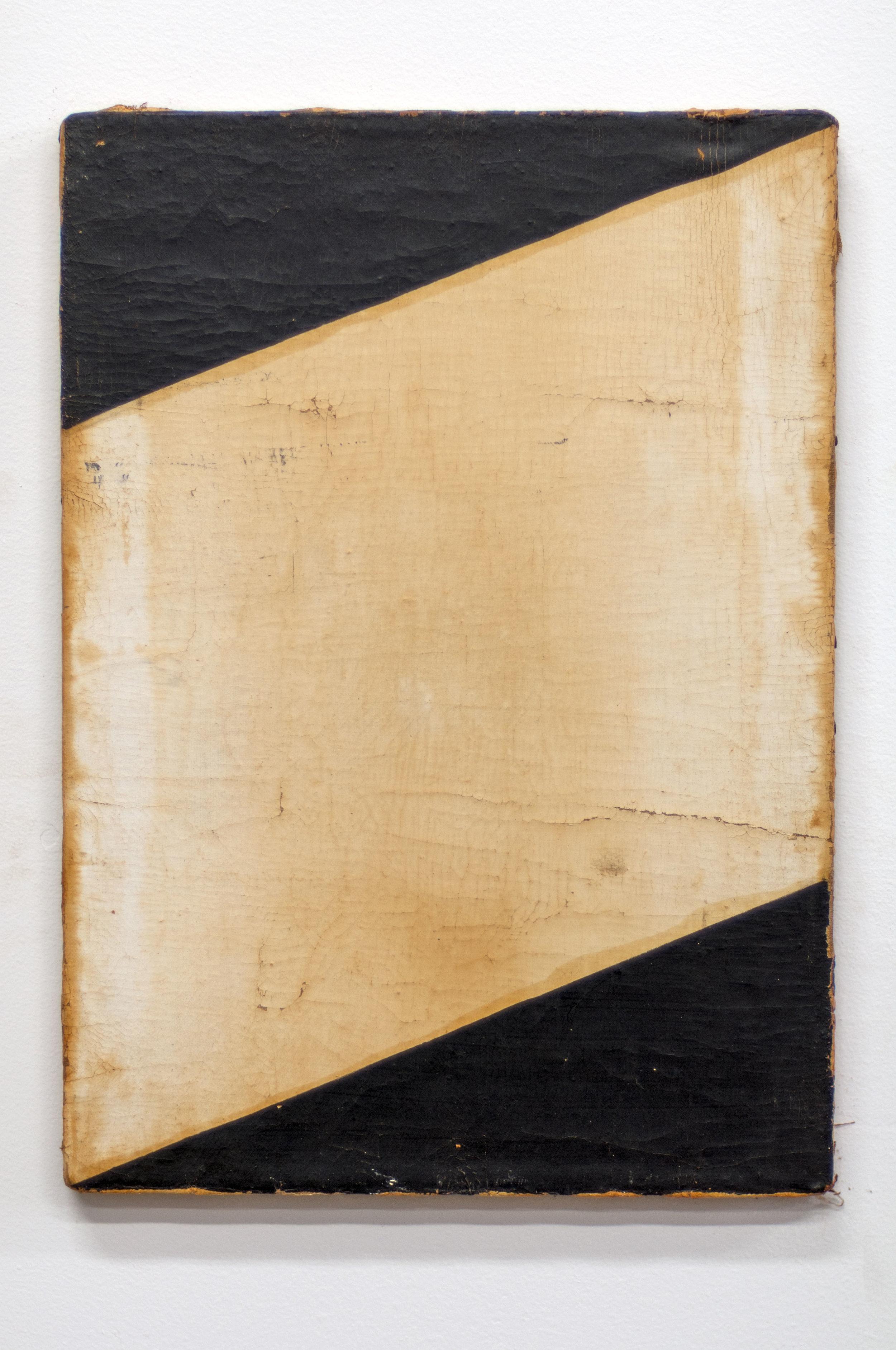 Blaise Gimpert, 2016 oil on linen 42 x 28 cm - 16 1/2 x 11 inches