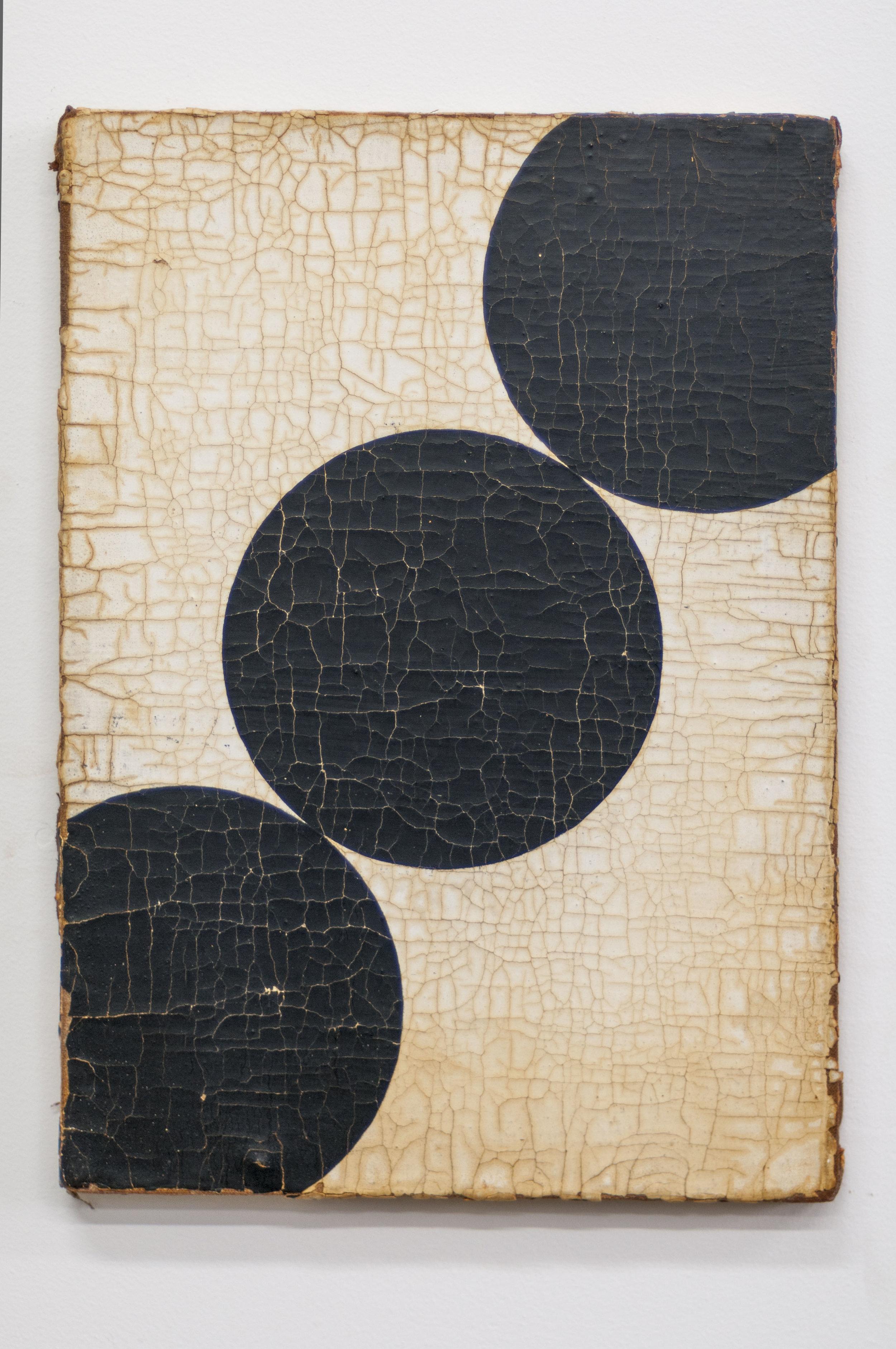 Dieter Schuhmach, 2016 oil on linen 42 x 28 cm - 16 1/2 x 11 inches