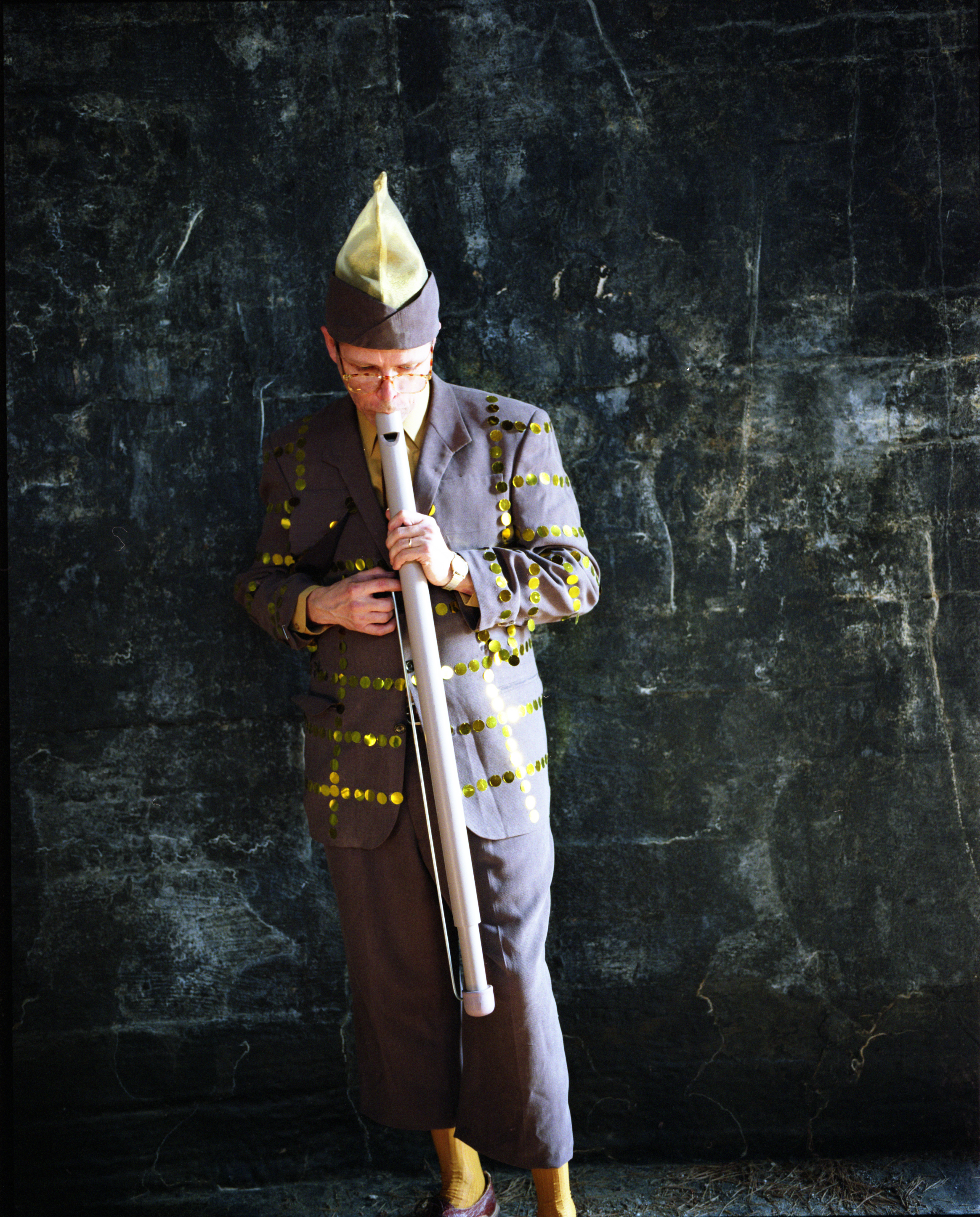 The Music of the Degrees, 2002 color photograph on aluminum edition of 3 150 x 120 cm - 59 x 47 1/4 inches