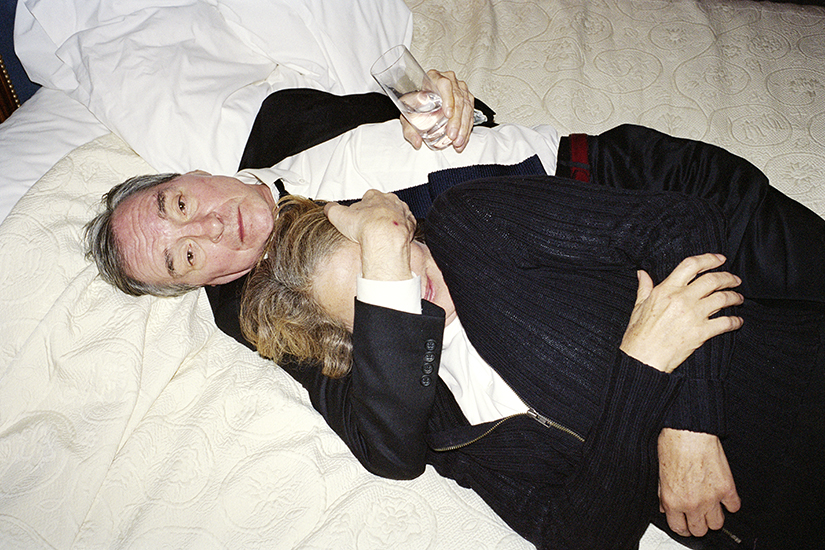 Juergen Teller, William Eggleston and Charlotte Rampling, no.1, Marc Jacobs, 2007 c-print edition of 15 40,5 x 51 cm - 16 x 20 inches