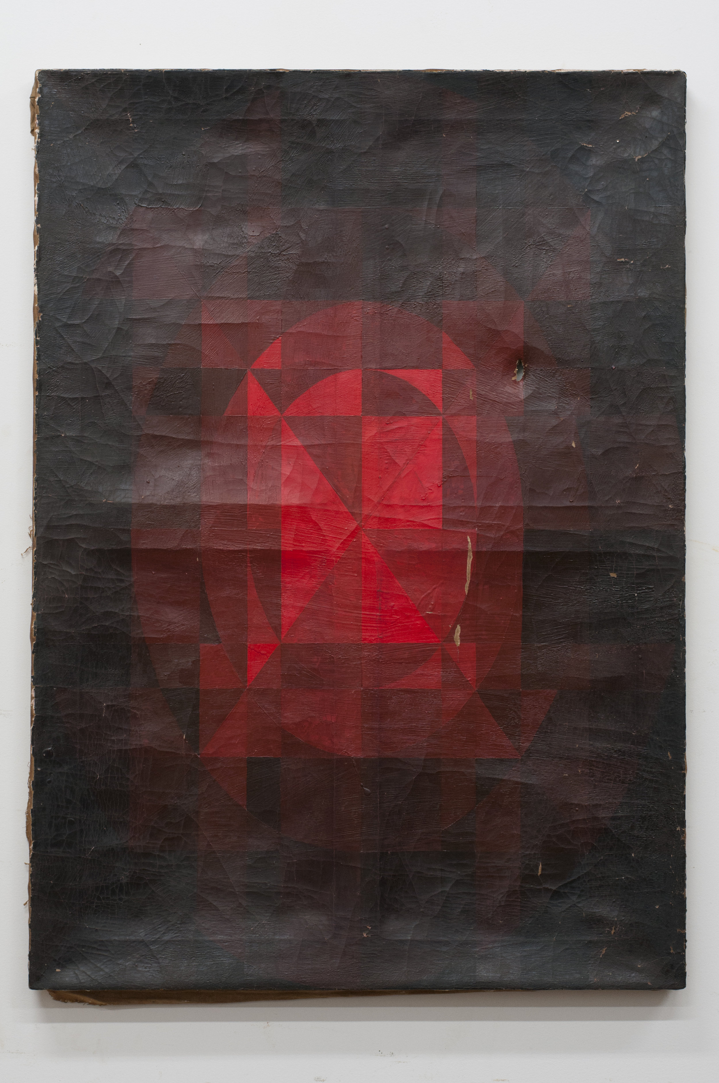 Dan Levenson, Bettina Braunschweiler, 2017 oil on linen 84 x 119,5 cm - 33 1/8 x 47 inches