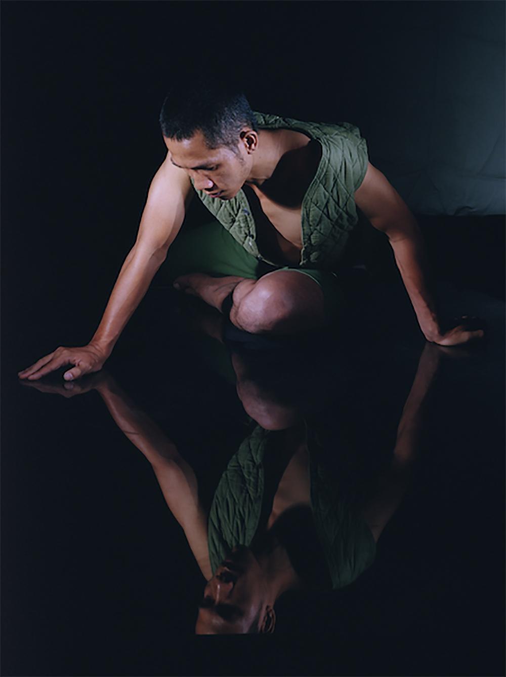 Bruce Yonemoto, Beyond South: Vietnam (Caravaggio), 2010 c-print edition of 7 116 x 98,5 cm - 45 3/4 x 38 3/4 inches (framed)