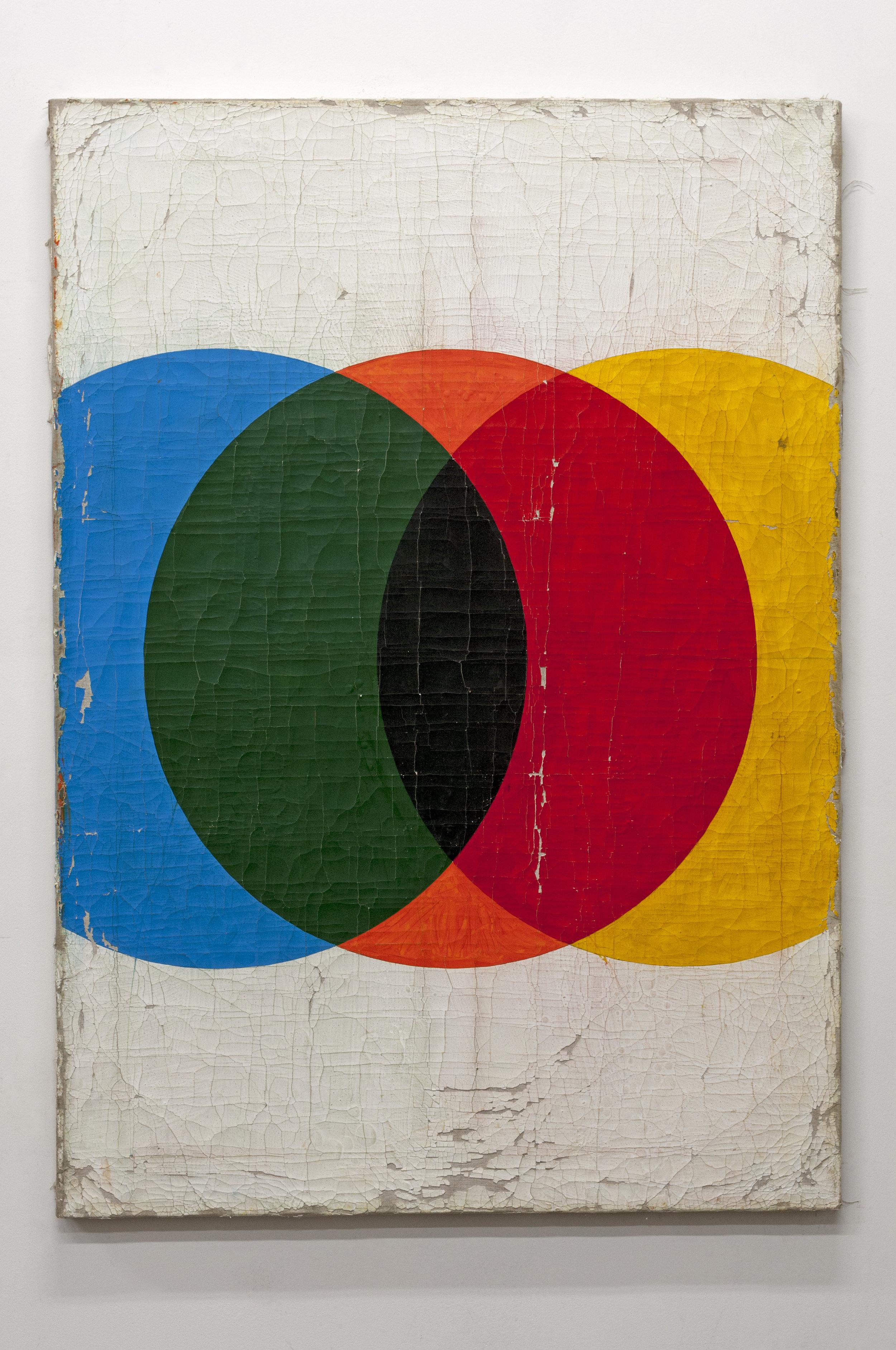 Dan Levenson  Hanni Winkelmann , 2018 oil on linen 119 x 84 cm 46 27/32 x 33 1/16 inches