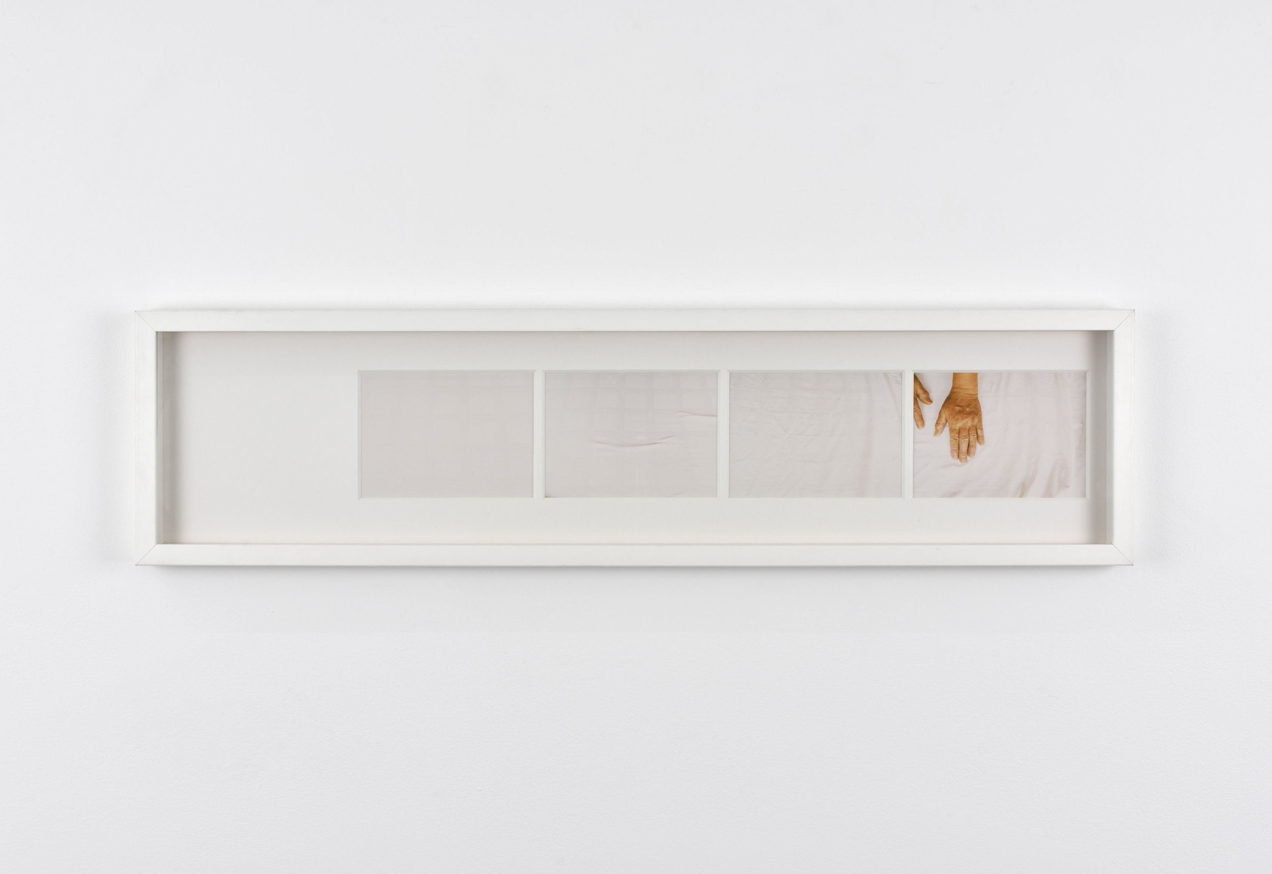 Maria HAHNENKAMP Untitled, 1995 c-print 9 1/16 x 35 13/16 x 1 3/16 in (23 x 91 x 3 cm) Edition of 3