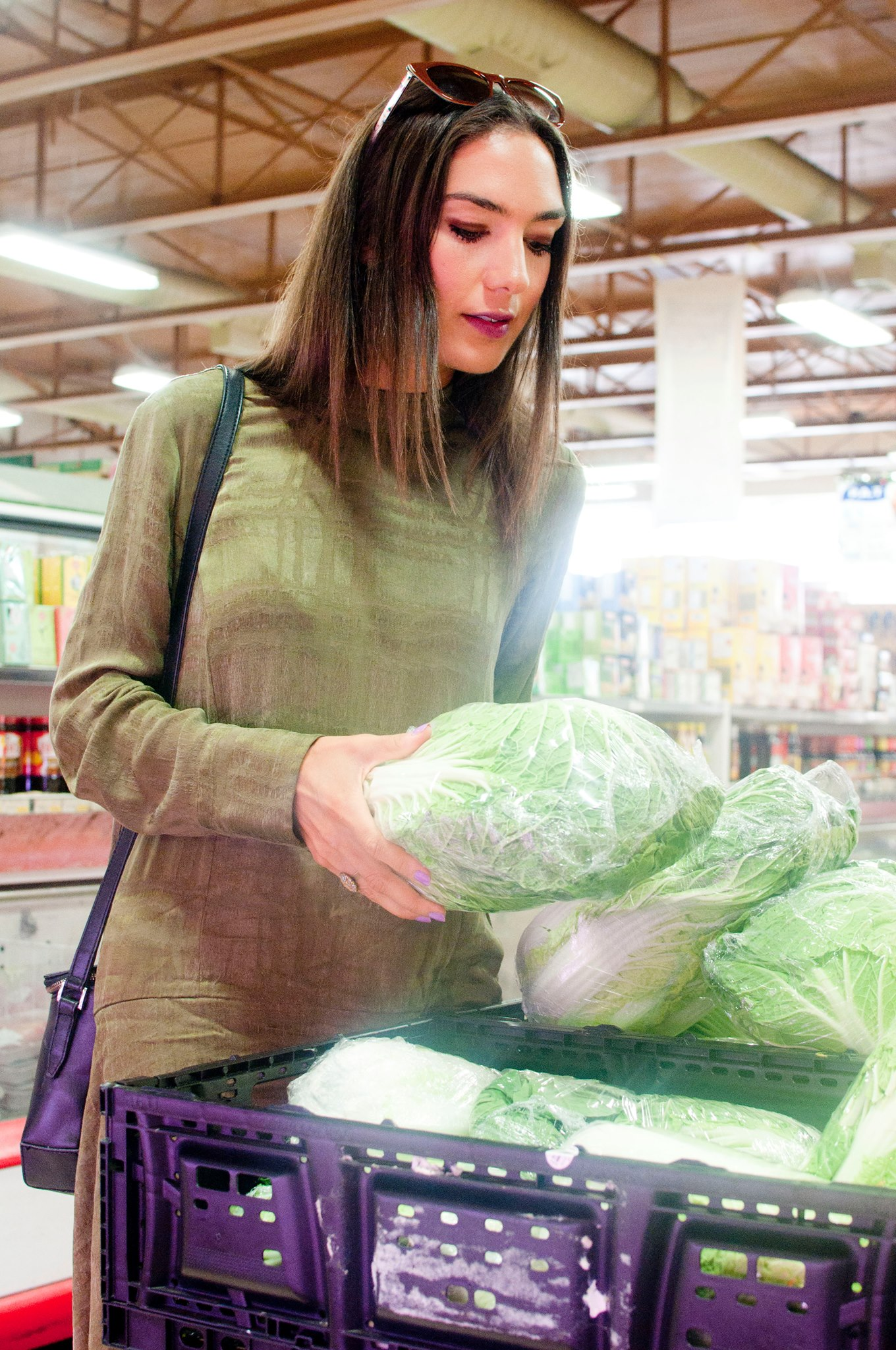 Picking up the Right Cabbage  (Photo Credit : Yasi Shafiei)