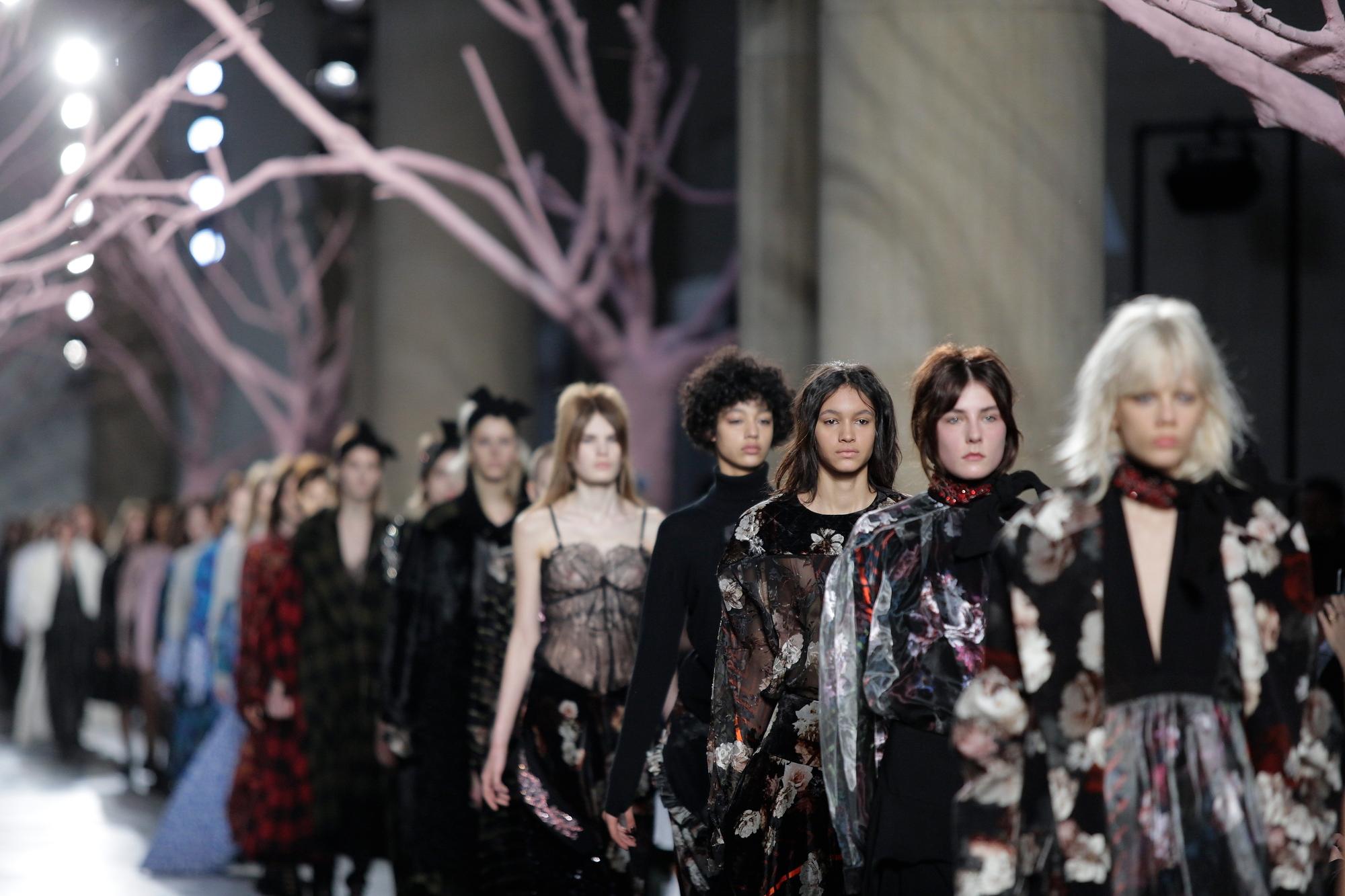 Preen by Thornton Bregazzi AW16, FOH (Dan Sims, British Fashion Council) LoRes 2.jpg