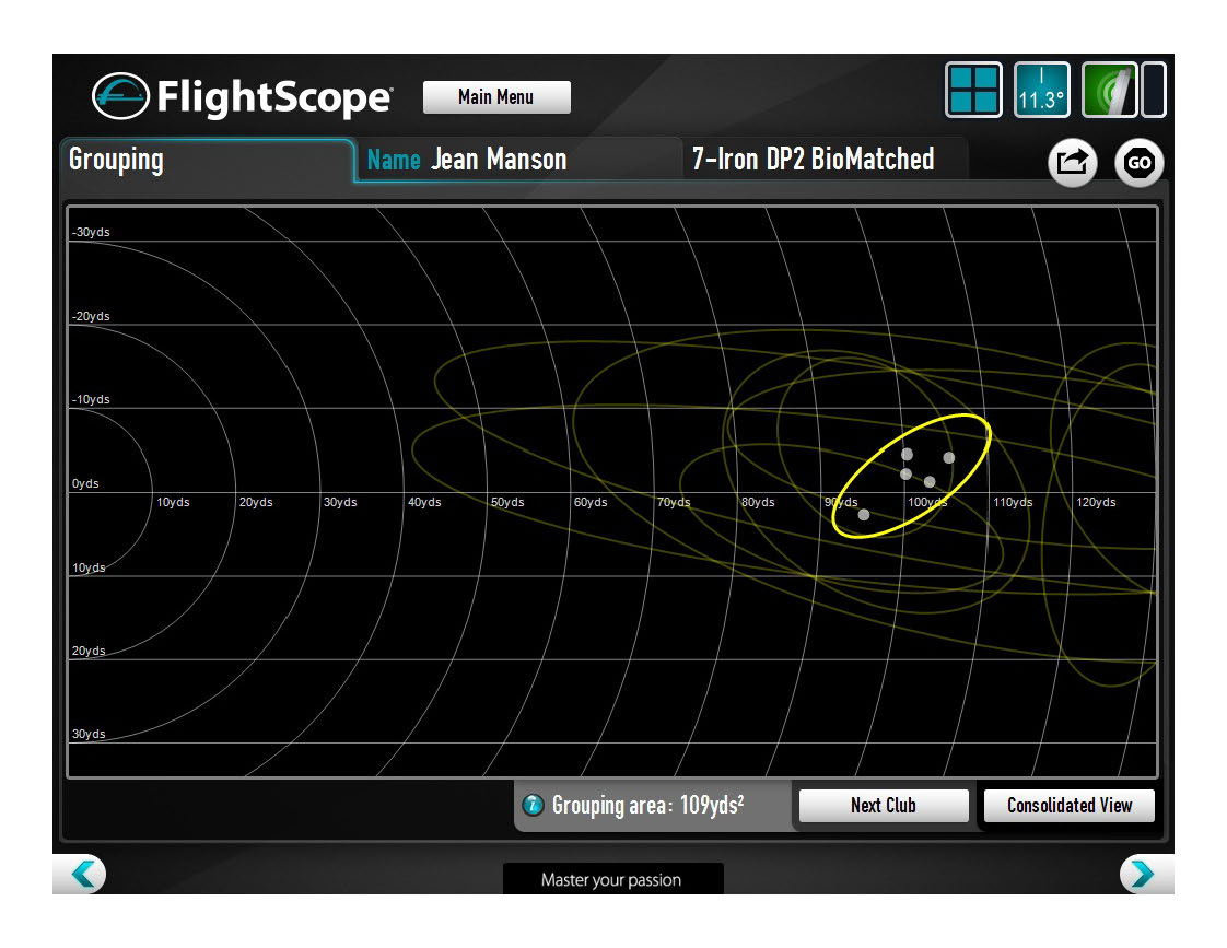 FlightScope Report - Screen - Jean Manson - DP-2 BioMatched May 24 2018.jpg