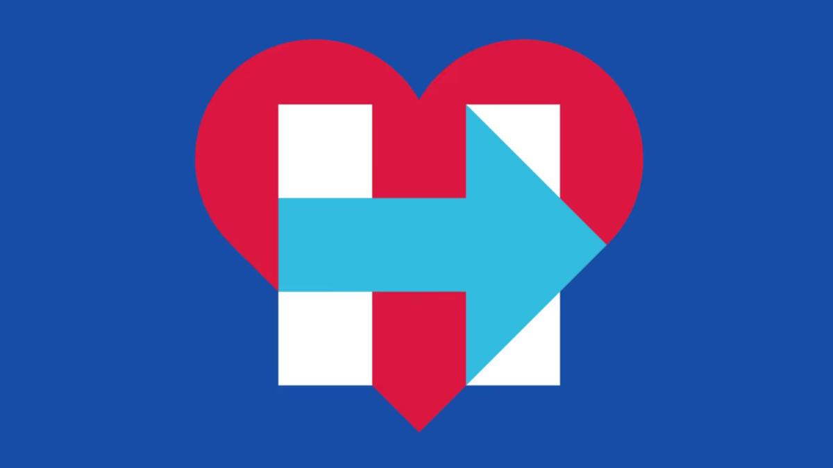 Hillary Clinton's 2016 Campaign Logo  Via Hillary For President (WikiMedia)