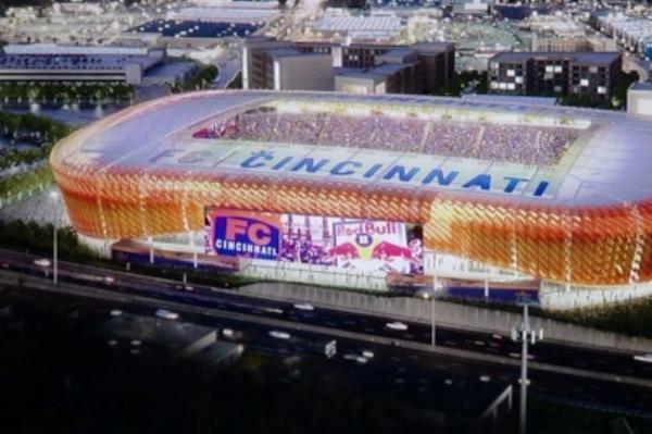 FCC future stadium. Courtesy of
