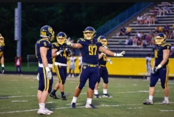 Moeller Defense photo by Chris Malone