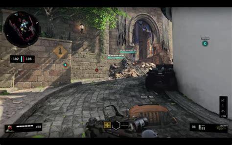 Screenshot of in-game HUD