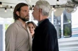 Bradley Cooper and Sam Elliott in  A Star is Born