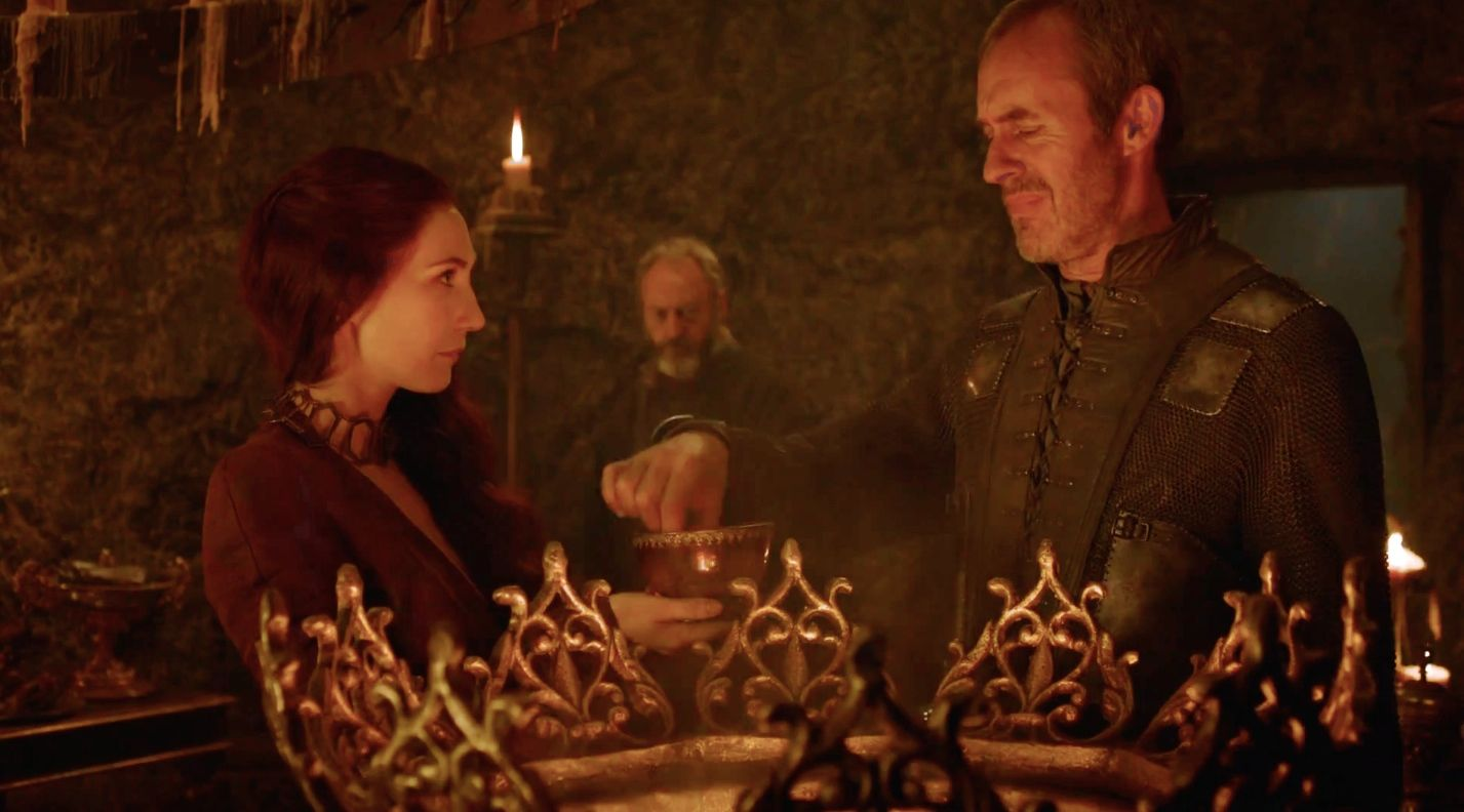 Ser Davos saved Gendry from being burned alive by suggesting another way… He did not expect leeches would be the alternative.